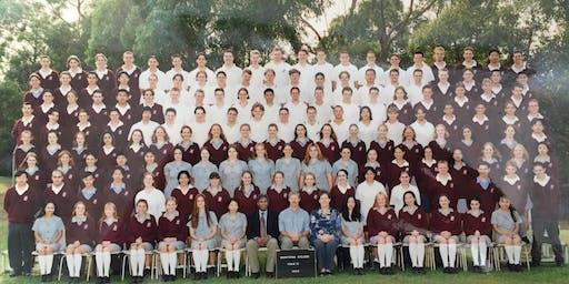 Wantirna College Class of 1999 Reunion