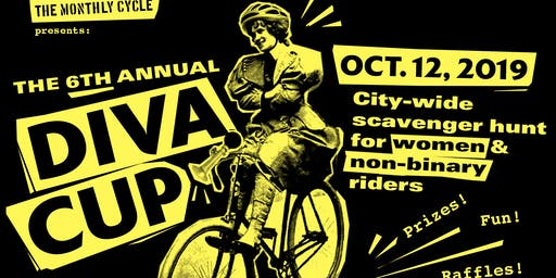 The Monthly Cycle Presents: The 6th Annual Diva Cup!