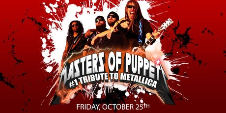 Masters of Puppets - Tribute to Metallica tickets