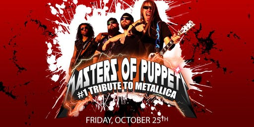 Masters of Puppets - Tribute to Metallica