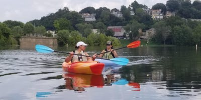 Downtown Easton Sunset Paddle