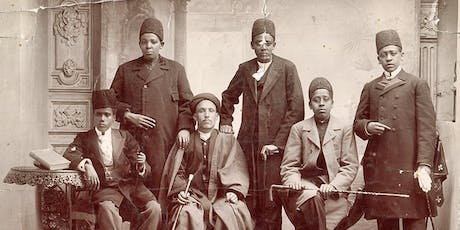 Photography, Race and Slavery: African sitters of Qajar Era Iran tickets
