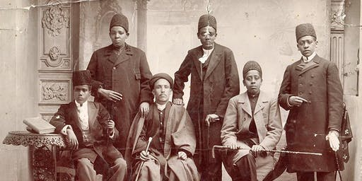 Photography, Race and Slavery: African sitters of Qajar Era Iran
