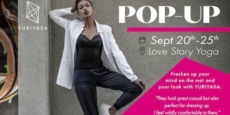 Love Story Yoga x YURIYASA Popup Event tickets