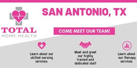 Total Home Health Open House San Antonio tickets