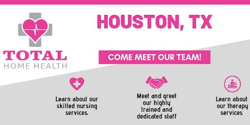 Total Home Health Open House Houston