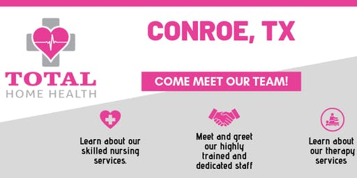 Total Home Health Open House Conroe