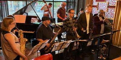 The Mad Monkfish Jazz Orchestra led by Pete Kenagy