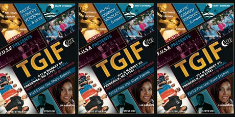 FUSE TGIF tickets