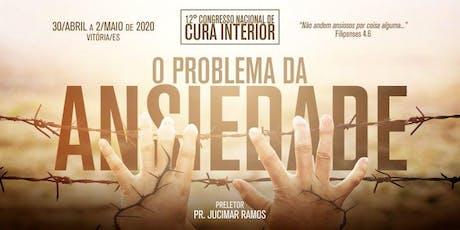 12º CONGRESSO NACIONAL DE CURA INTERIOR ingressos