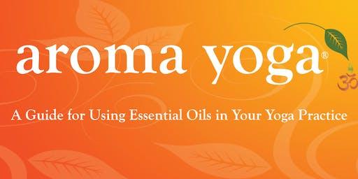 Aroma Yoga Workshop Lakehills September