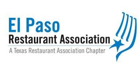 El Paso Restaurant Association Golf Tournament tickets