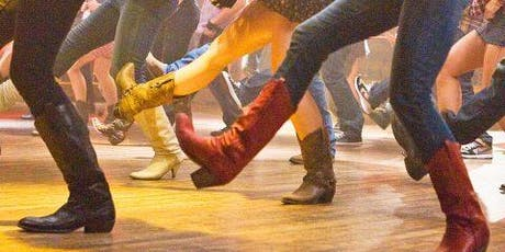 Country Line Dancing Pop Up Class tickets