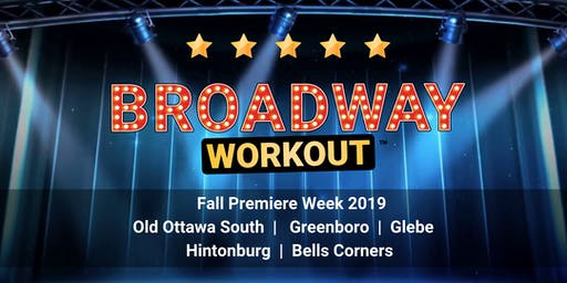 Broadway Workout - Fall Premiere Week 2019