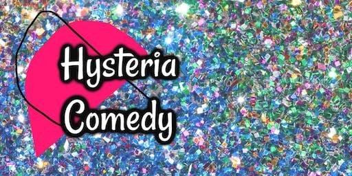 Hysteria Comedy Showcase