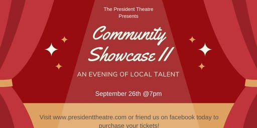 Community Showcase II