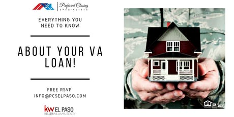 VA Loan Workshop  tickets
