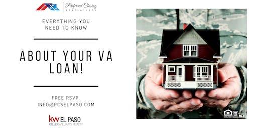 VA Loan Workshop