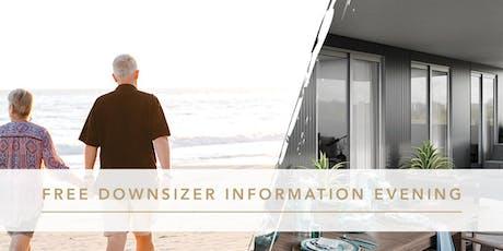 Free Downsizer Information Evening tickets
