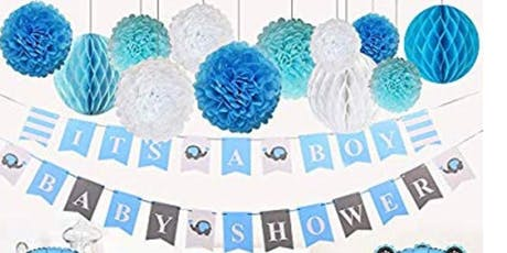 Tim and Diamond's Baby Shower tickets