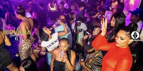 ATLANTA'S BIGGEST THURSDAY PARTY @ NIRVANA TRAP VS R&B tickets