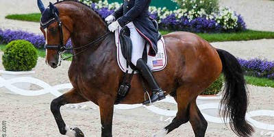 Olympian Steffen Peter's Dressage Symposium