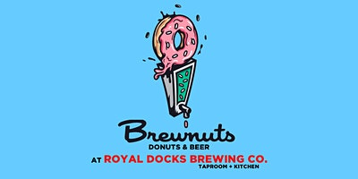 Brewnuts Donuts & Beer at Royal Docks