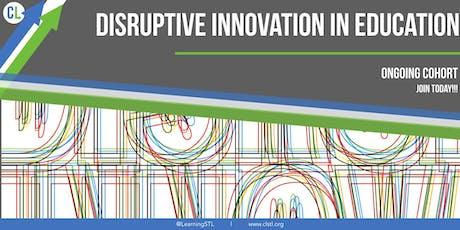 Disruptive Innovation in Education tickets