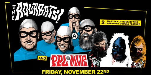 "Numbskull presents The Aquabats with special guests PPL MVR and ""TBD"""
