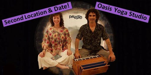 Oasis Gong Meditation & Sound Healing Kirtan