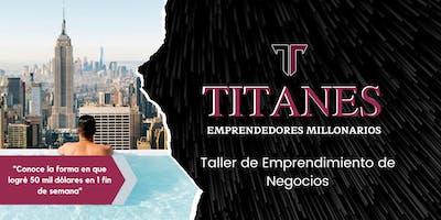 Aprende a crear un Negocio Millonario   Reunión de Titanes ßootcamp Jr.