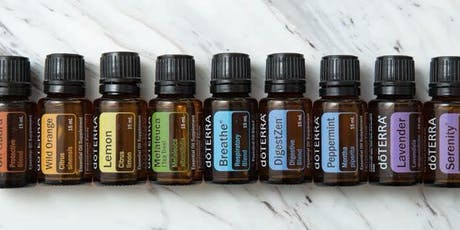 What are essential oils? tickets