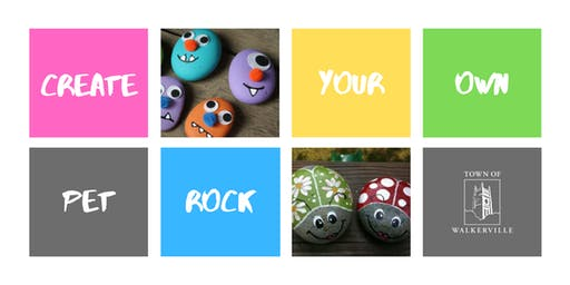 Create Your Own Pet Rock