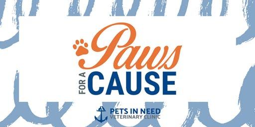 Paws for a Cause 2019