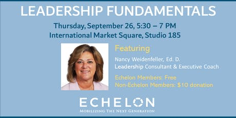 Leadership Fundamentals with Echelon MSP tickets