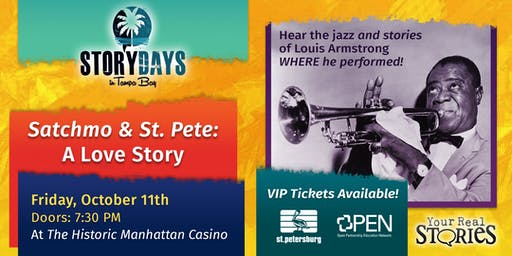 Satchmo & St. Pete: A Love Story