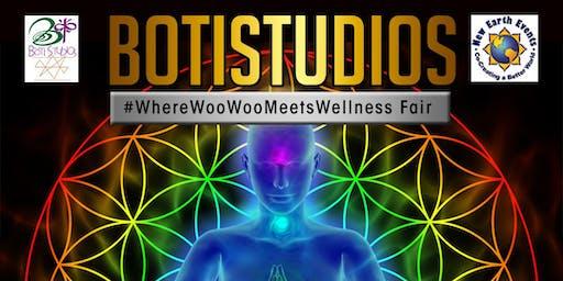 BOTI Studios #WhereWooWooMeetsWellness Fair