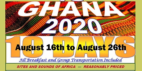 NUBIAN NIGHTS IN GHANA 2020 tickets