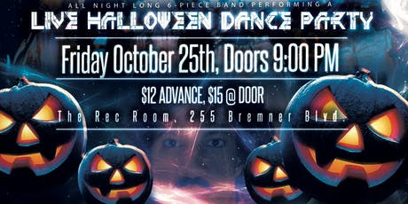 All Fright Long - Halloween Party tickets