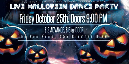 All Fright Long - Halloween Party