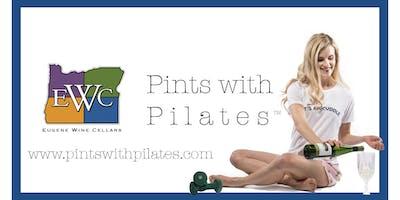 Pints w/ Pilates - Eugene Wine Cellars