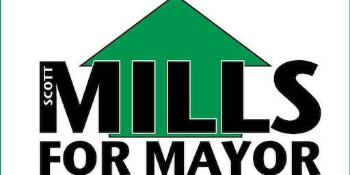 Scott Mills for Mayor Fundraising Rally