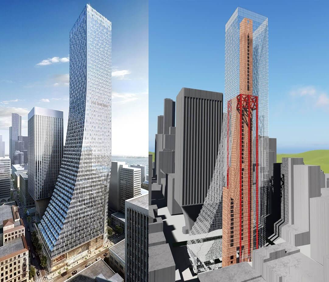 CSCE Dinner Presentation: Constructing Rainier Square Tower: Revolutionary High-Rise Lateral Core System