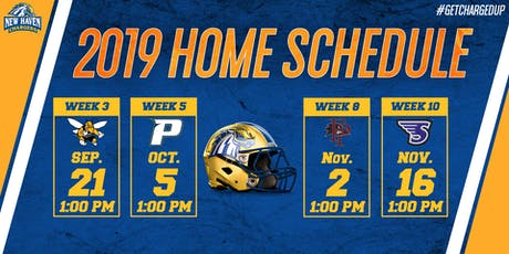 2019 New Haven Football Season Tickets/Passes tickets