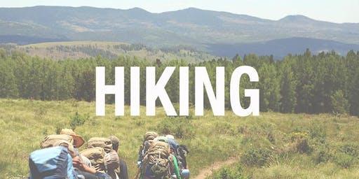 Hiking, West Metolius River Trail