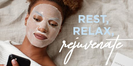 Rejuvenation event for women! Facial sheet mask - the new self-care essential tickets