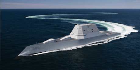 """Professional Paranoia - Leadership & Management Lessons From USS Zumwalt"" - SD Chapter tickets"