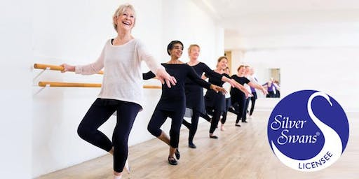 Silver Swans® Ballet for over- 55s
