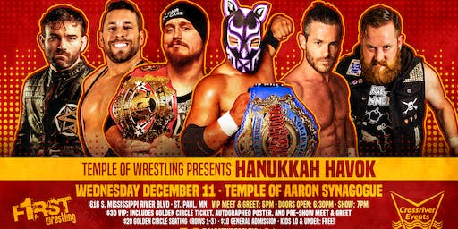 Temple of Wrestling Presents: Hanukkah Havok