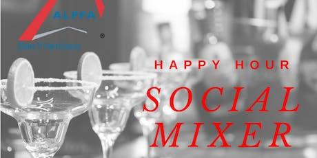 Hispanic Heritage Month ALPFA Social Mixer tickets